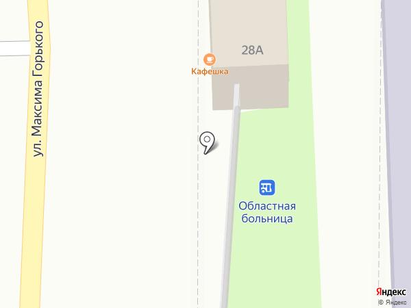 Продуктовый магазин на карте Пскова