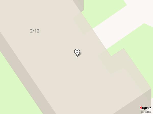 Псковская областная больница на карте Пскова