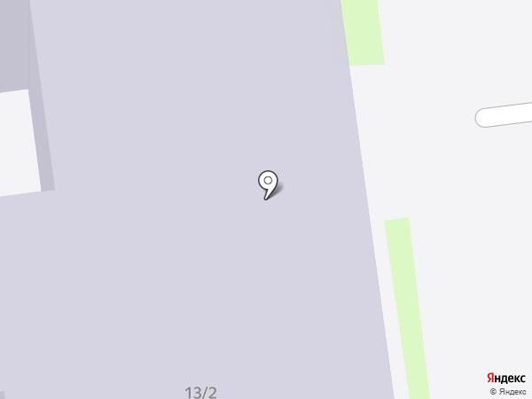 Специальная (коррекционная) школа № 7 на карте Пскова