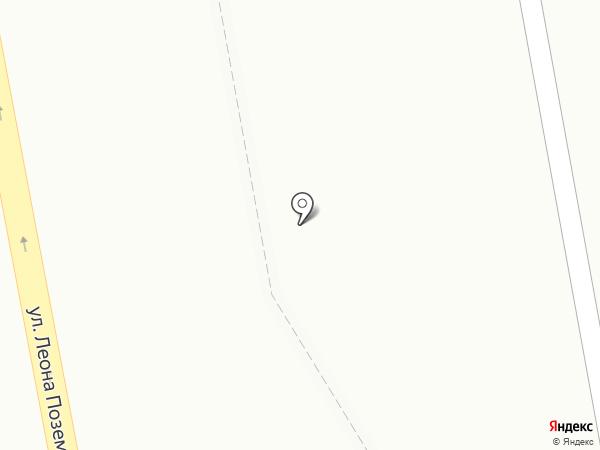 ПИ-2 на карте Пскова