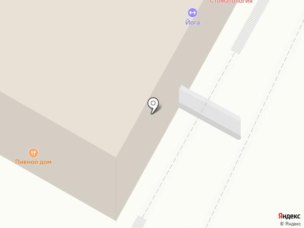 Русаков на карте Пскова
