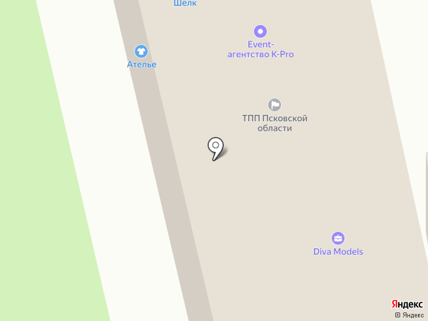 СОЮЗ ПроектЭнерго на карте Пскова