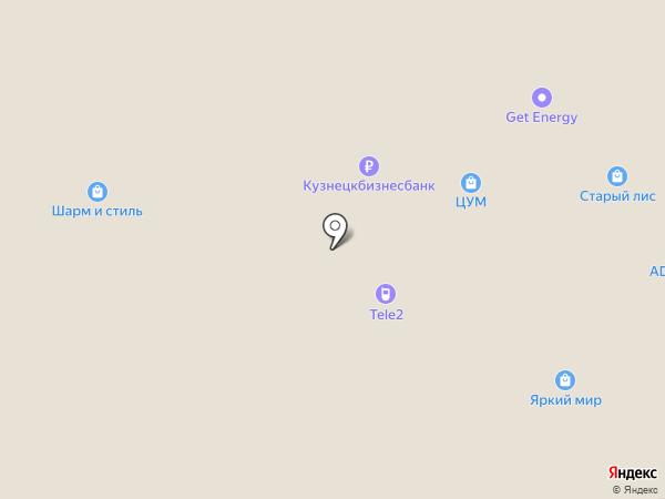 Сороконожка на карте Пскова