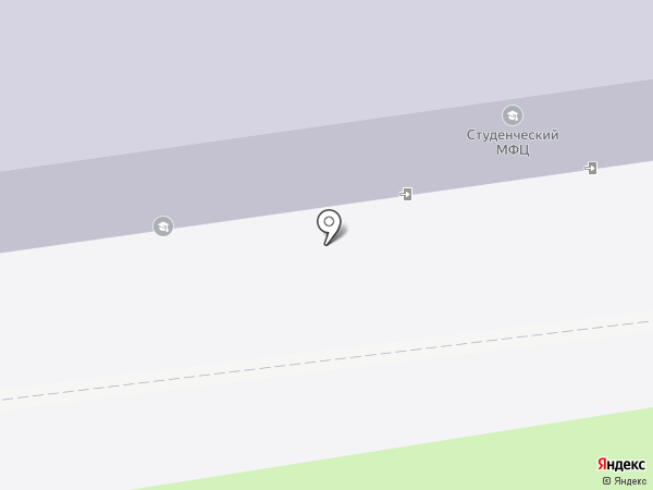 Центр студенческих инициатив на карте Пскова