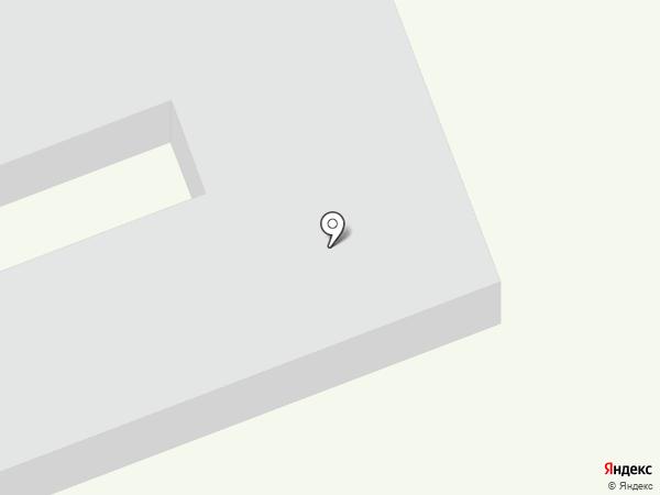 Динамо на карте Пскова