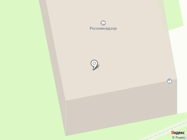 Центр обслуживания клиентов на карте Пскова