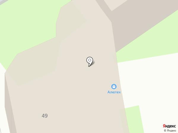 Псковэнерго на карте Пскова