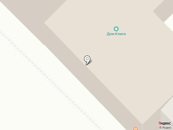 Пиваська на карте Пскова