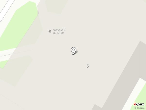 Прачечная-чистка на карте Пскова