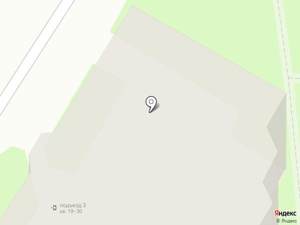 Прачечная на карте Пскова