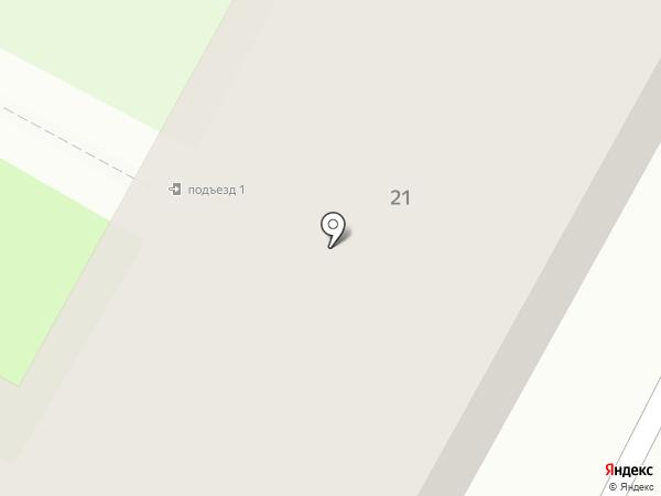 Титан на карте Пскова
