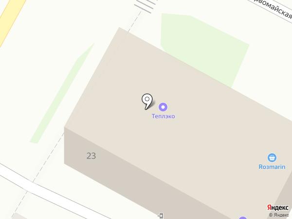 Callista на карте Пскова