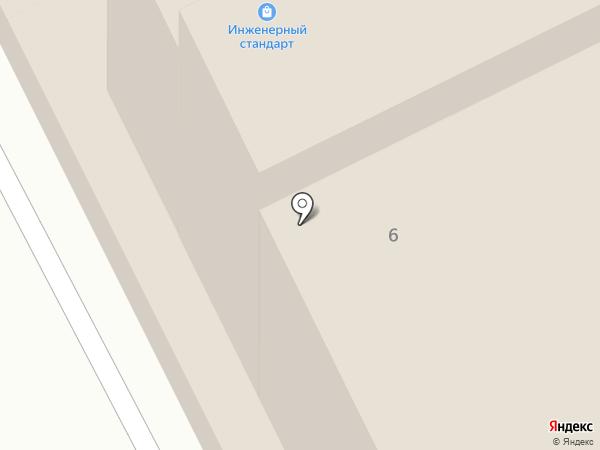 Псковстройсервис на карте Пскова