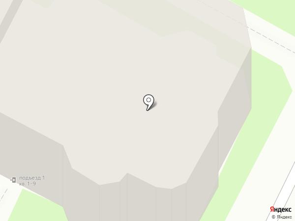 ПрофИнженерСтрой на карте Пскова