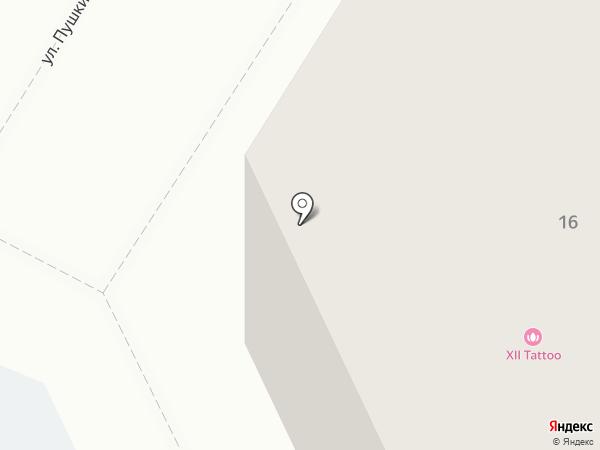 Woolhouse на карте Пскова