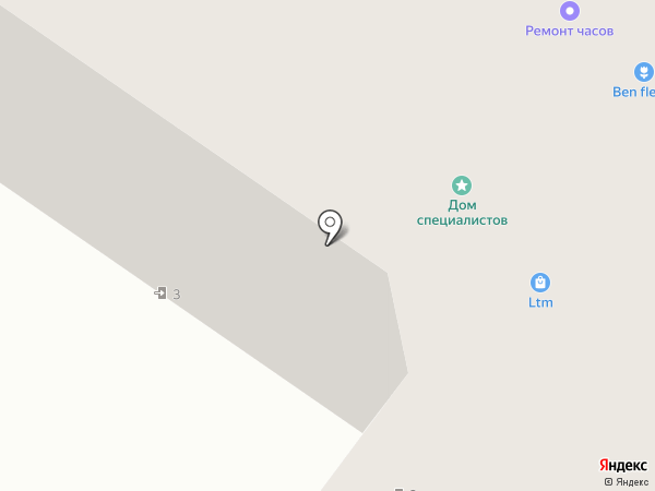 Мастер Отдыха на карте Пскова