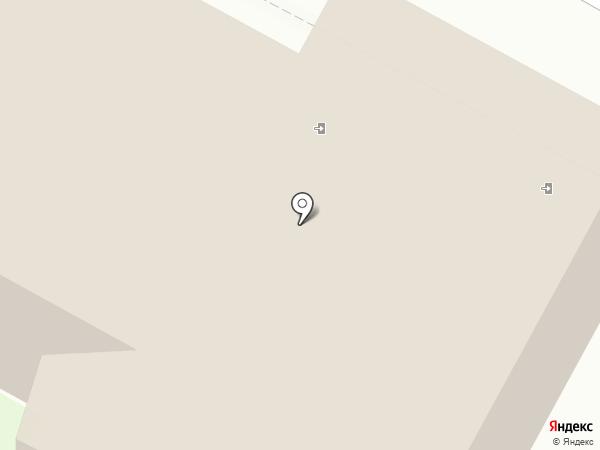 Картинная галерея на карте Пскова