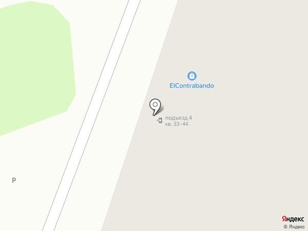 ElContrabando на карте Пскова
