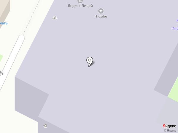 Управление Федеральной антимонопольной службы по Псковской области на карте Пскова