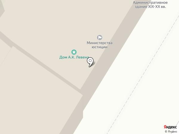 Территориальное Управление Федерального агентства по управлению государственным имуществом Псковской области на карте Пскова