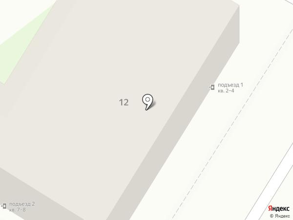 Благо Д на карте Пскова