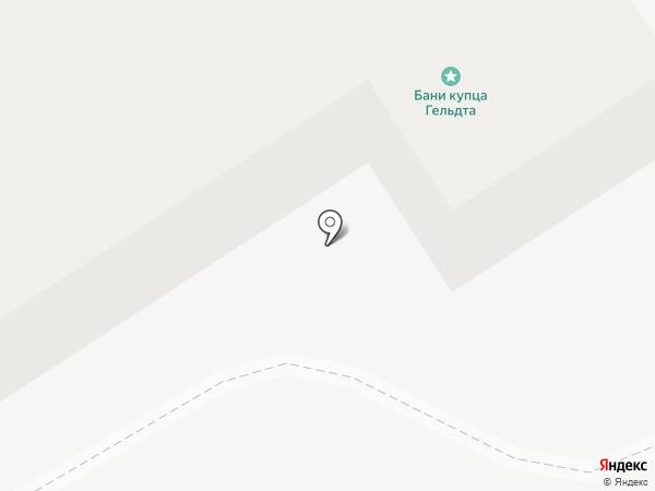 Станция проката веломобилей на карте Пскова