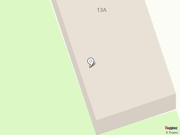 АвтоЛига на карте Пскова