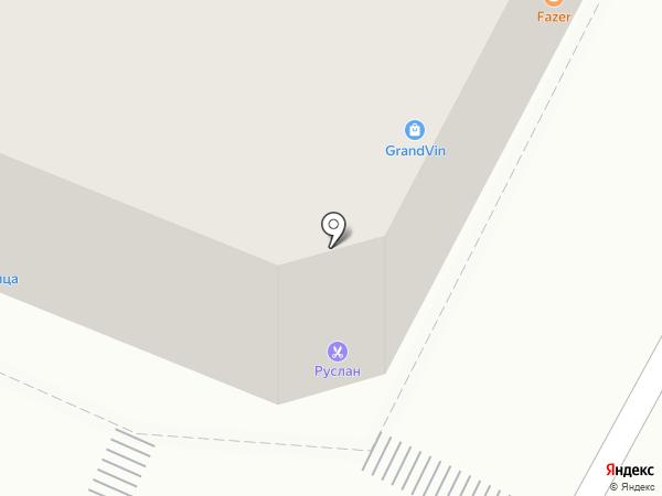 Градус на карте Пскова