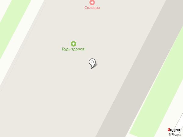 Сити Лайф на карте Пскова