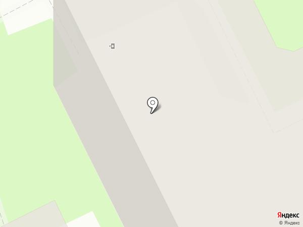 Ваш Дом на карте Пскова