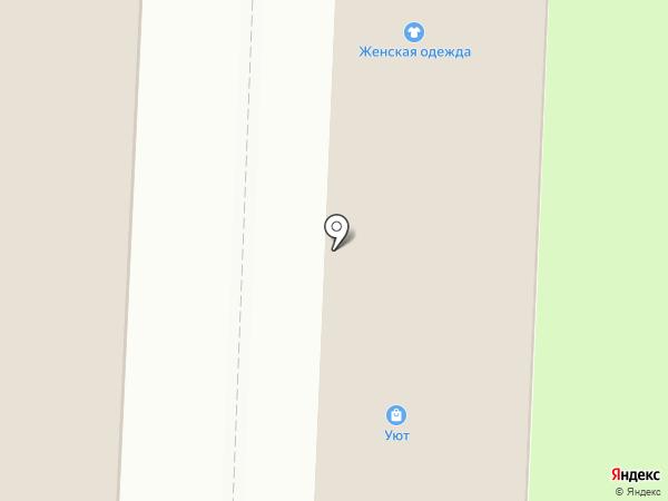 Клеопатра на карте Пскова