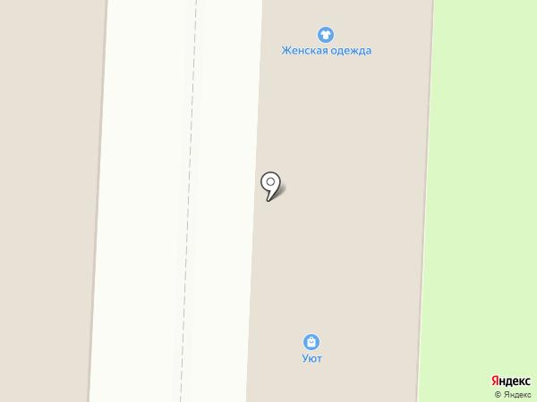 Эвелина на карте Пскова