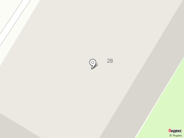 Ритуальные услуги на ул. Труда, 28 на карте Пскова