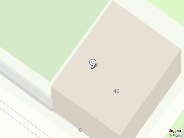 Гранд на карте Пскова