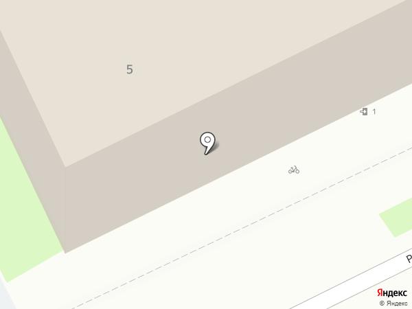 ГазпромТеплоэнергоПсков на карте Пскова
