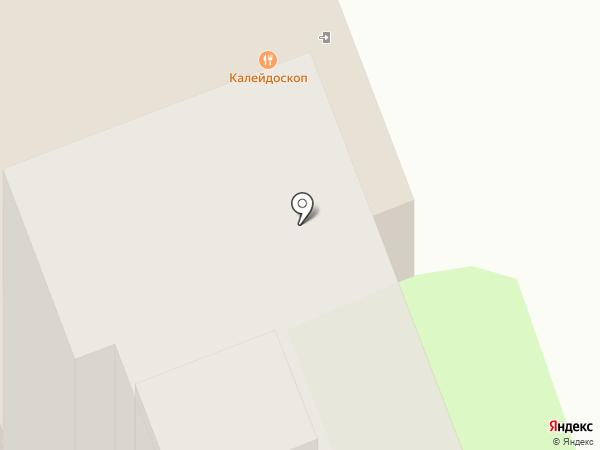 Калейдоскоп на карте Пскова