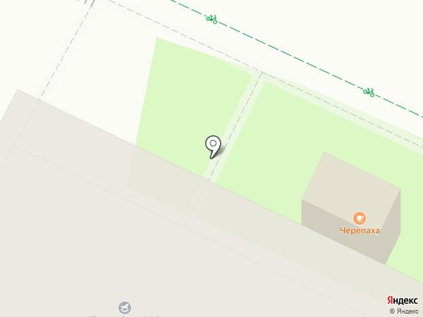 Ириска на карте Пскова