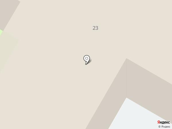 Псковское областное собрание депутатов на карте Пскова
