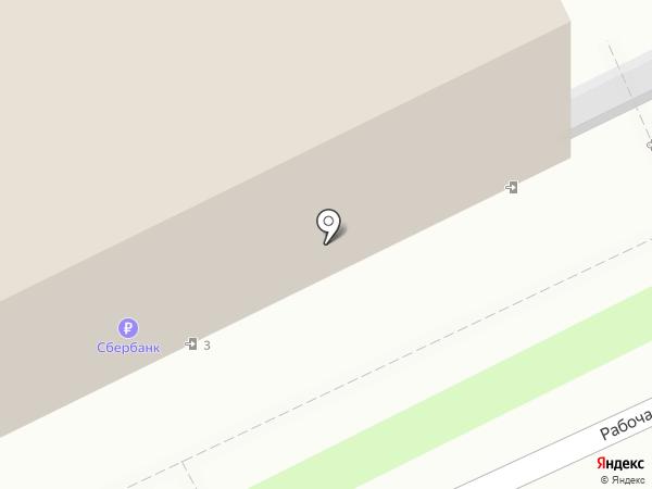 Псковоблгазстрой на карте Пскова