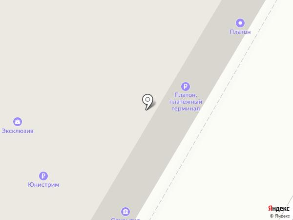 Дашенька на карте Пскова