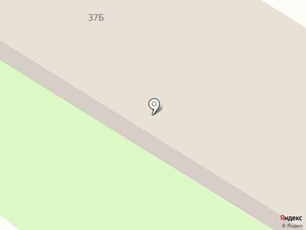 Лекор на карте Пскова
