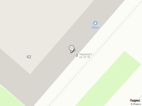 Ателье на карте Пскова