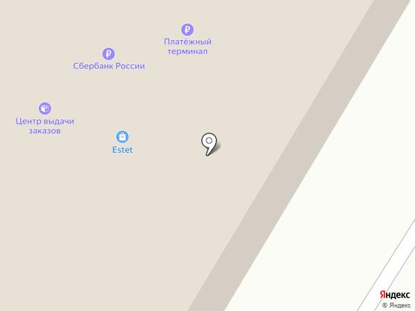 Энергия-сервис на карте Пскова