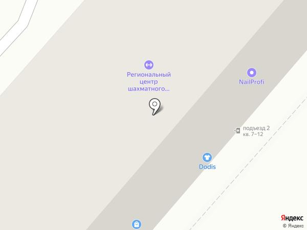 Dodis на карте Пскова