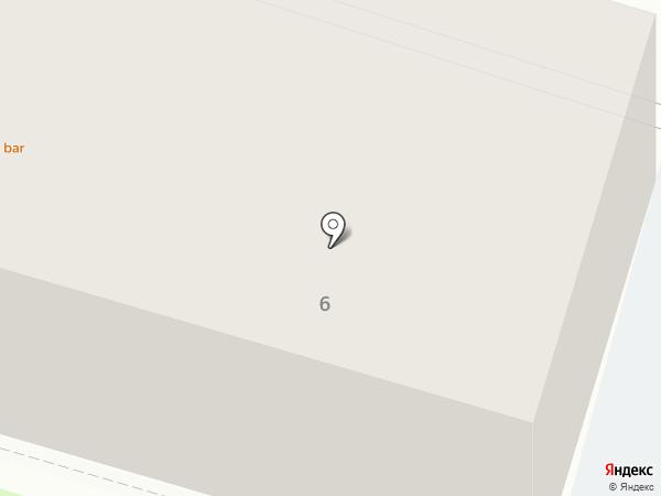 Центр финансово-бухгалтерского обслуживания, МКУ на карте Пскова