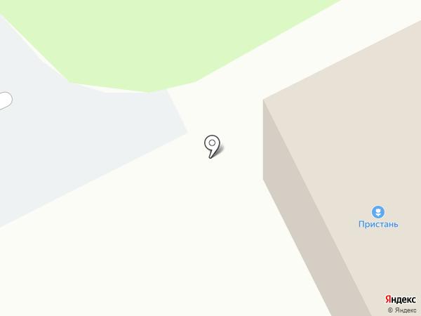Сеть садовых центров на карте Пскова