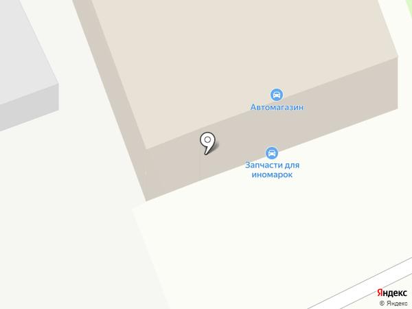 АвтоБизнесЦентр на карте Пскова