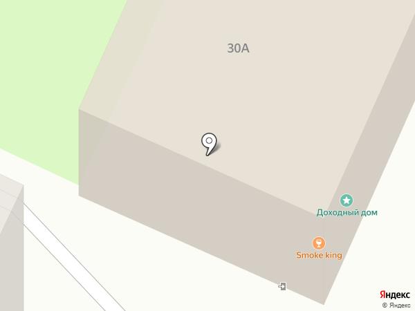 Медея на карте Пскова