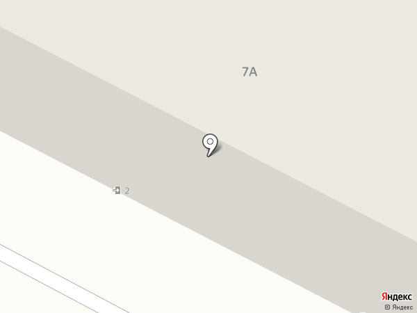 Псковский межрайонный следственный отдел на карте Пскова
