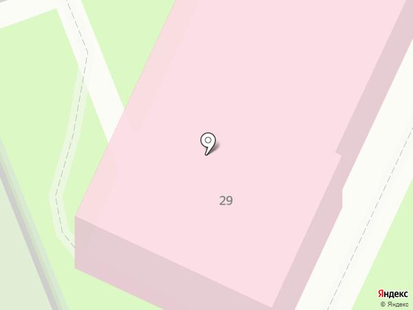 Псковская областная ветеринарная лаборатория на карте Пскова